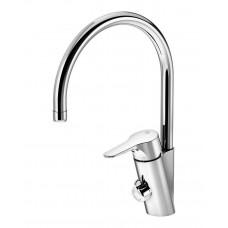 Смеситель для кухни с высоким изливом Gustavsberg Nautic GB41204096