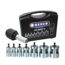 Набор калибраторов Henco с ручкой KS-K и насадками KS-MSET2