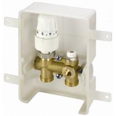 Комплект из термовставки и термоголовки с защитной крышкой Meibes ER-RTL-I