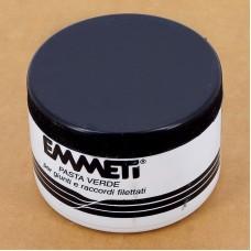 Паста-герметик для льна зеленая универсальная EMMETI 460г