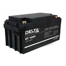 Аккумуляторная батарея Delta DT БАСТИОН 1265 65 А*ч 12 В