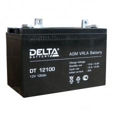 Аккумуляторная батарея Delta DT БАСТИОН 12100 100 А*ч 12 В