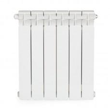 Радиатор биметаллический Rifar Base 350/90 14 секций нижнее правое подключение