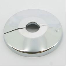 Розетка для трубы хромированная IDRONORD 10-55мм