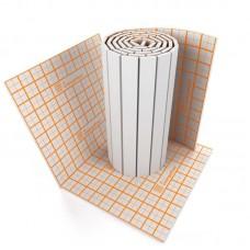 Мат теплоизоляционный Energofloor Tacker ROLS ISOMARKET 25мм х 1м х 3.5м