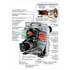 Горелка жидкотопливная De Dietrich M 100/1S 22-33 кВт одноступенчатая
